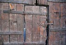 Nostalgische deuren / Nostalgische deuren in alle vormen en maten.