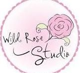 Wild Rose Studio Specialty Dies @ Craft-House / Specialty Craft Cutting Dies |  We are continually looking at expanding our range of products, so it is with great excitement that we can introduce our collection of the superb craft cutting dies from Wild Rose Studio.