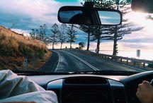 roadtrip / // aesthetic