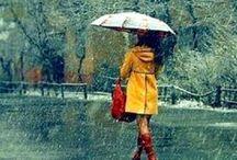 Βροχή  rainy days ☂☂☂