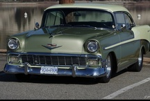 Chevys / Chevrolets of all sizes and shapes ! / by Jerry Harrison