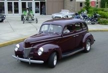 Fordy Fords ..maybe a 39 or 41 / My favorite Fords / by Jerry Harrison
