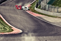 Racing // Curbstones / by Willem Wiersma