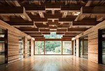 - wood construction -