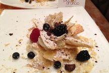 Cakes and Desserts / Cakes and Desserts - Ristorante Piccolo Arancio Roma Fontana di Trevi