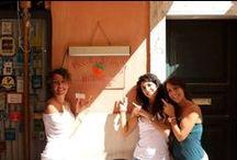 Friends / Friends of Ristorante Piccolo Arancio - Roma Fontana di Trevi