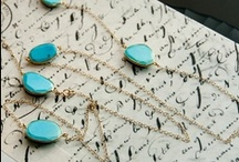 A Shade of Blue / Consisting shades of Aqua, Turquoise, and Light Blue