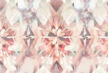 Crystal-Clear / Inspired by diamonds and crystals, with a transparent illusion.