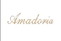 AMADORIA / Amadoria Jewellery (various collections)  Check online store to purchase items at www.amadoria.com