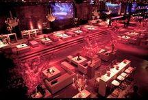 Ambientación de fiestas y eventos. / Decoración y detalles para una fiesta..