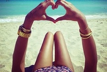 Time for the Beach / Beach fashion, beauty, accessories and jewellery