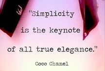 Simplicity  / Amadoria is based on the core of simplicity.