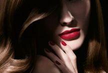 Nails, Lips, Hair