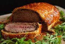 Hús, hal - Meat, fish