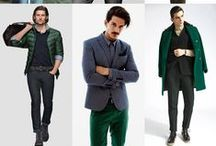 FPP #Menswear #Emerald #Green / Emerald green is trending this season so here are some of my favourite men's styles.