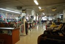 Outerpoolsurf / Retail Surf Shop, with most famous brands