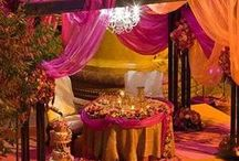 Trendy Wedding Themes / Stay up to date with the current wedding themes.