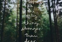 Borrow Our Hope Until You Can Find Your Own
