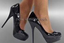 Footwear: high heels / pumps / Pumps voor een betaalbare prijs. High heels for an affordable price.