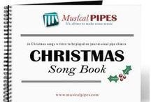 Pipe Chime Music Songbooks / Pipe chime music song books that are available for instant download.
