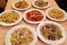 Main Dishes - Pasta / Main Dishes - Pasta - Ristorante Piccolo Arancio - Roma Fontana di Trevi