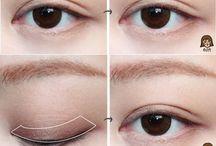 Makeup / Makeup inspiration and tutorials and tips. Mainly Asian style makeup (ulzzang/kpop)