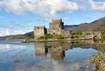 Scottish Castles / Scotland's Historic Castles and Manor Houses.