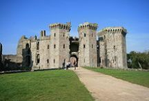 Castles of Wales / Welsh Castles and Manor Houses.