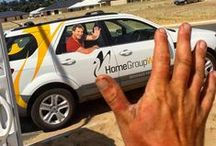Client Build Journeys / Follow Home Group WA's client's build journeys.