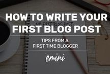 Blogging Tips / Helpful tips for bloggers.