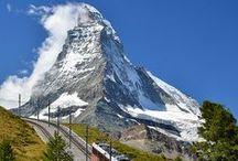 Austria + Switzerland
