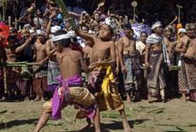 The Cultures / Some of our traditional activities and communities work to improve their live in the world.