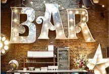 Restaurants, cafe. bar