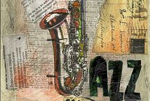Musique / La musique est un grand art . Le jazz permet de s'exprimer en virtuosité.