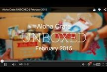 Aloha Crate TV / See what's inside the Hawaii subscription box!