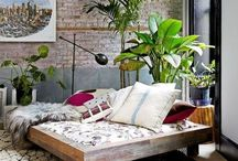 Tropical Home Decor / Turn your home into a tropical oasis.