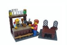 Lego: Small Build Ideas / Smaller scaled MOC ideas and inspiration