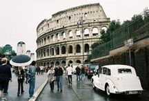Rome.Vita / Our favorite things about life in Rome.