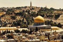Israel + Holy Land