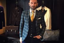 #perfectoutfit / Made to measure and Bespoke suits and shirts!