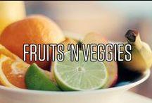 Fruits 'n Veggies / Früchte, Veggies #all the best, yummi!