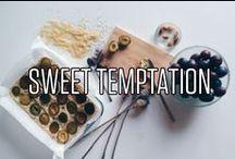 Sweet Temptation / Süße Verführungen!! Kleine süße Sünden die zwischendurch der Seele gut tun.