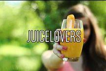 JuiceLovers / Wir lieben Juices! Ihr liebt Juices! Alle lieben Juices! v.a. die von Rawganic ;-)