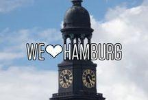 We ♥ Hamburg / Die schönste Stadt der Welt! Hamburg unsre Perle. Hier hat alles angefangen, die Rawganic Juices erobern von hier aus ganz Deutschland ;)