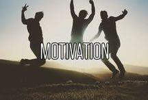 Motivation / Mit Motivation ist das Leben so viel schöner!