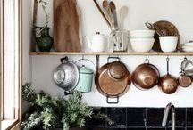 FPP #Small #Kitchen #Storage #Ideas / It's all about smart storage solutions, utilising your cupboard space to the full and getting fun kitchen gadgets!