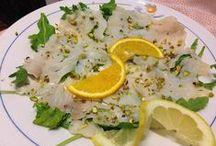 Seafood / Seafood - Ristorante Piccolo Arancio - Roma Fontana di Trevi