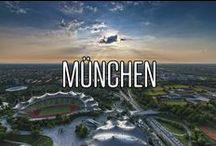 """München / München du schöne Stadt, wir sagen auch hier """"Moin Moin"""""""