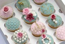 Cup cakes y postres