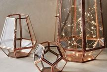FPP #Geometric #Home #Accessories / Geometries are the perfect home accessories for a trendy interior style!